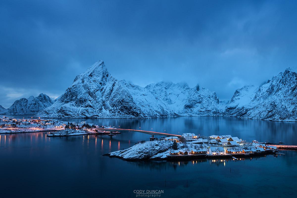 Friday Photo #209 - Sakrisøy Winter