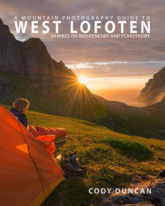 West Lofoten Hikes Ebook