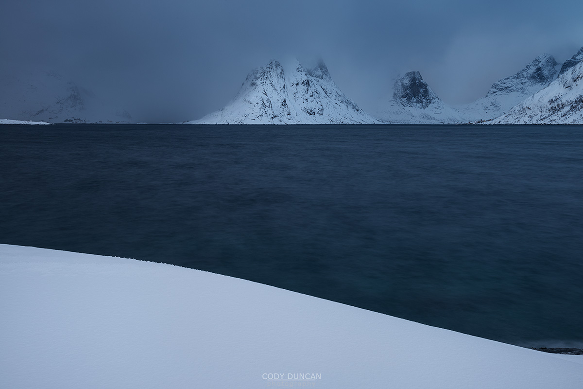 Friday Photo 215 - Reine Winter