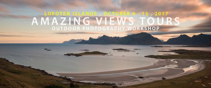 Lofoten Islands - Amazing Views Tours - October 2017