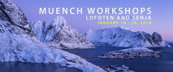 Lofoten - Muench Workshops - January 2018