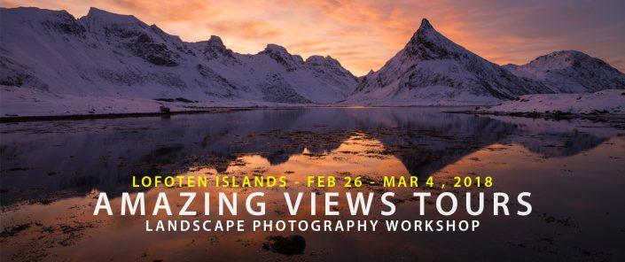 Lofoten - Amazing Views Tours - February 2018