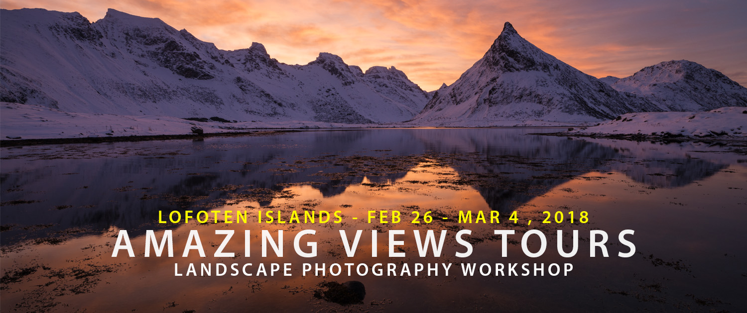Lofoten - Amazing Views Tours - February 2018