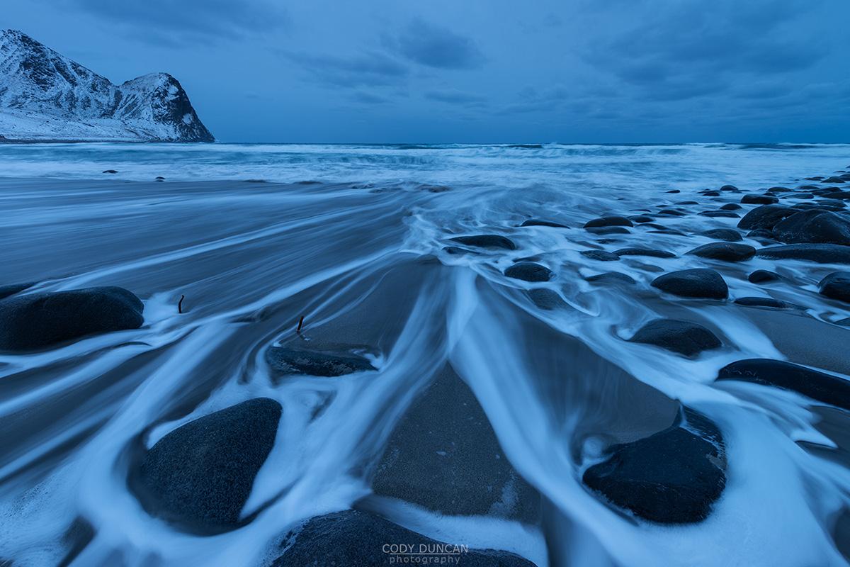 Unstad Beach - Friday Photo #219