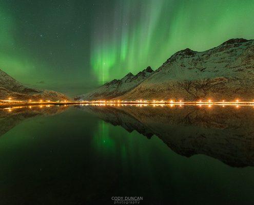 Skjelfjord Aurora - Friday Photo #221