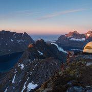 Helvetestind Camping - Friday Photo #232