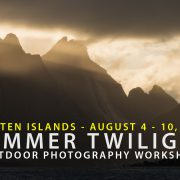 Lofoten Photo Tour - Summer Twilight 2018