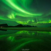 Haukland Aurora - Friday Photo #248