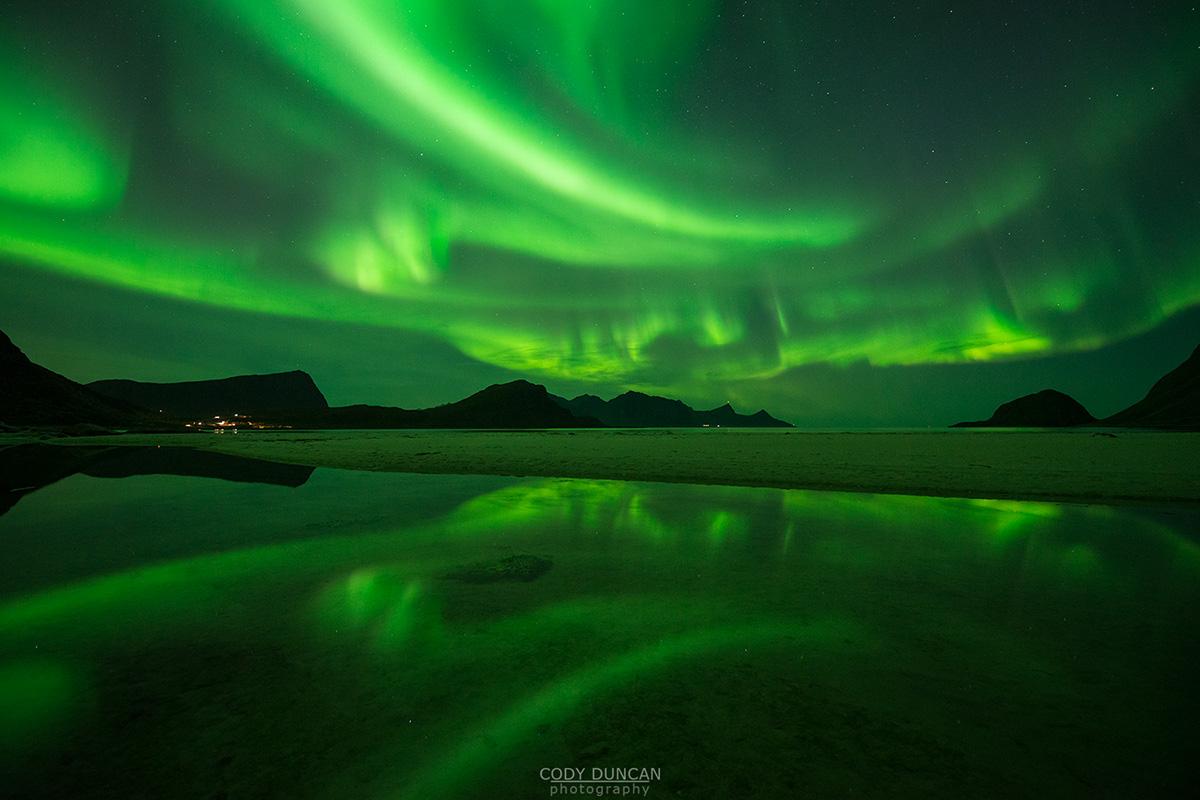 Haukland Aurora - Friday Photo #248