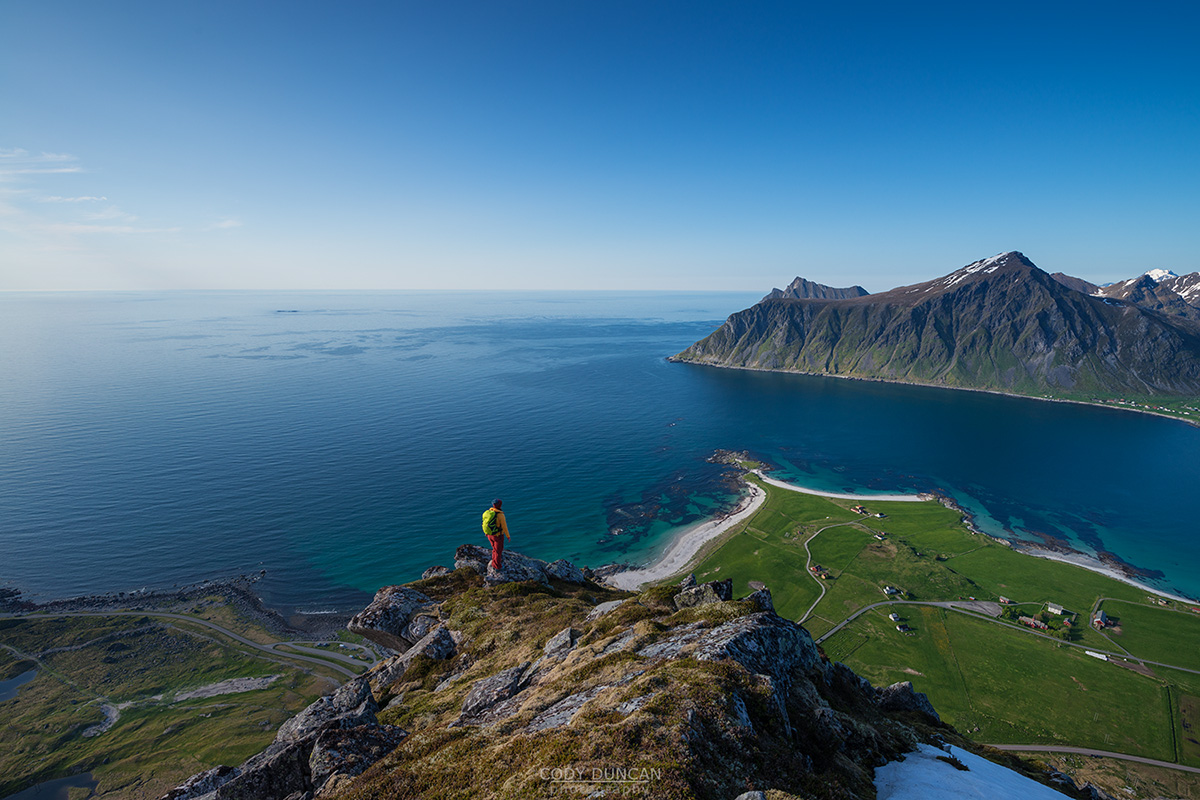 Flakstadtind Hiking Guide - Lofoten Islands