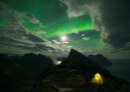 Aurora Camping - Friday Photo #252