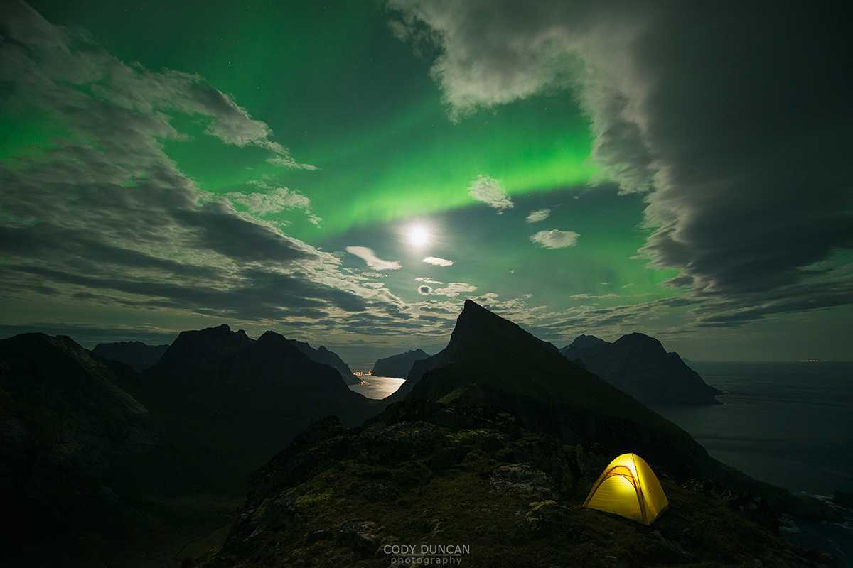 Aurora Camping - Friday Photo #252