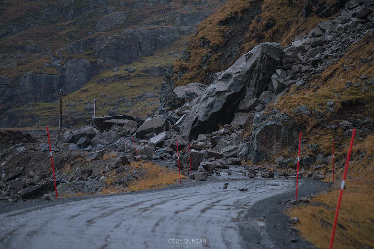 landslide - Friday Photo #254