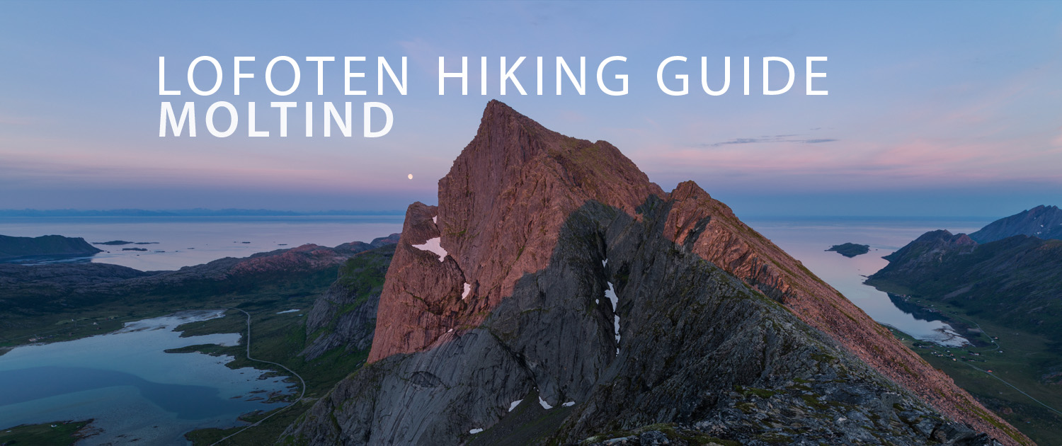 Moltind Mountain Guide - Lofoten Islands
