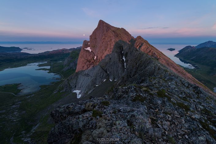 Moltid Hiking Guide - Lofoten Islands