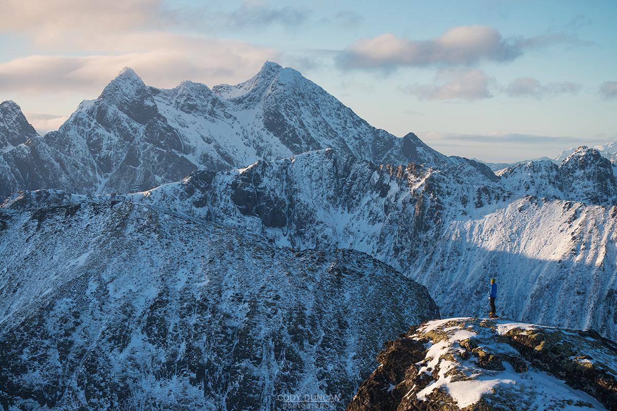 Kleivheia mountain hiking guide