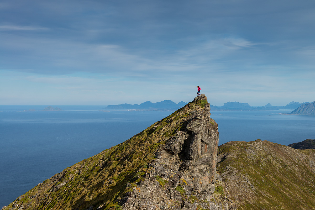 Matmora Hiking Guide Lofoten Islands