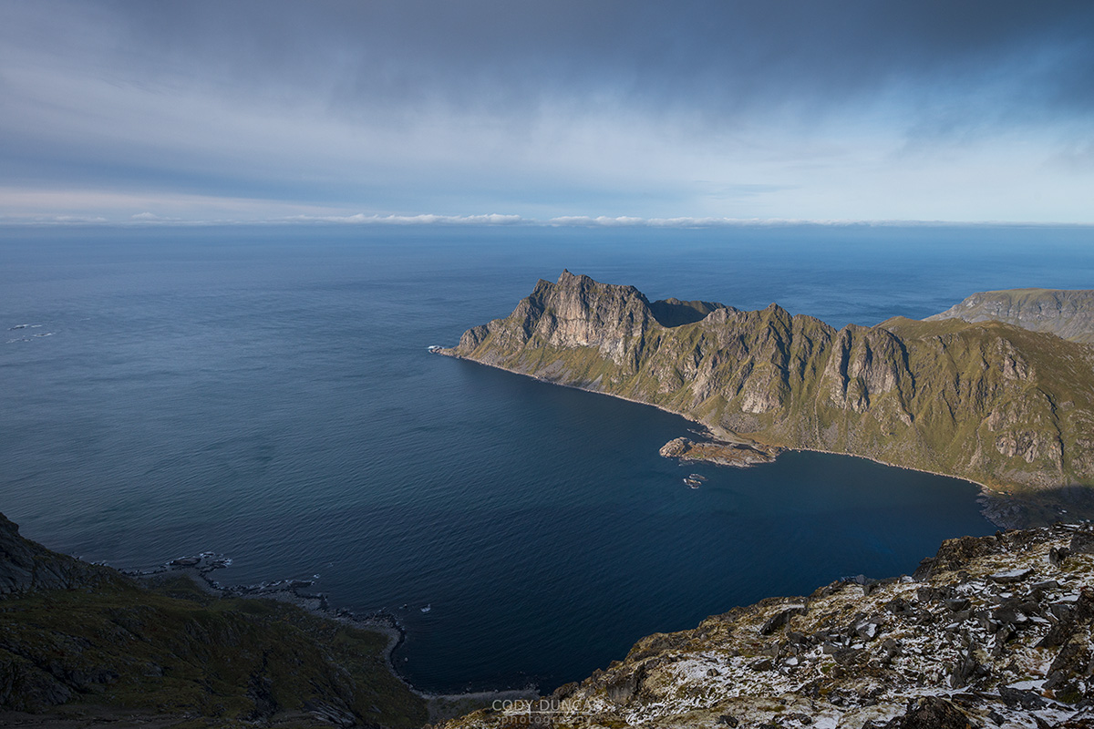 Østhimmeltind Hiking Guide Lofoten Islands