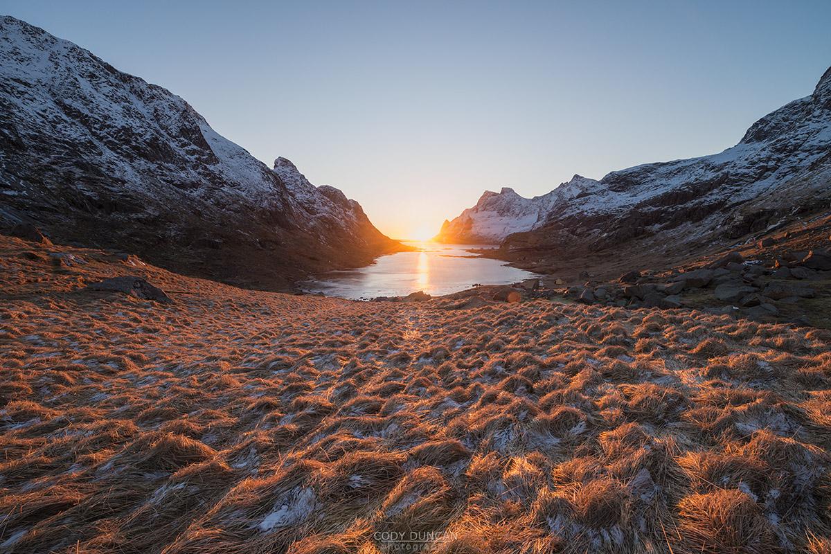 Vindstad Winter Sun - Friday Photo #264