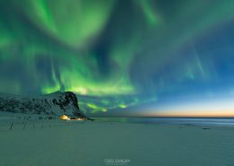 Twilight Aurora - Friday Photo #275