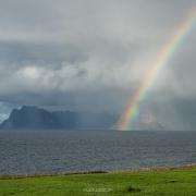 August Rainbow - Friday Photo #294