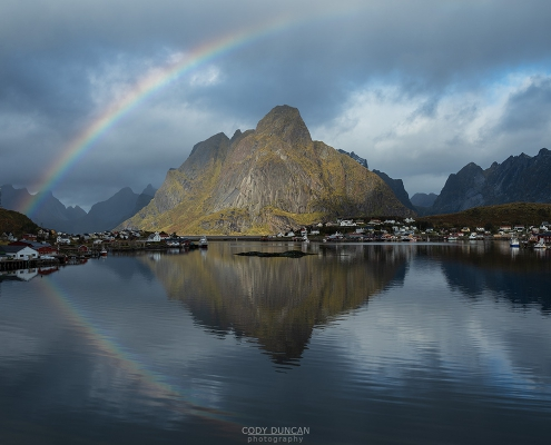 Reine Rainbow - Friday Photo #300