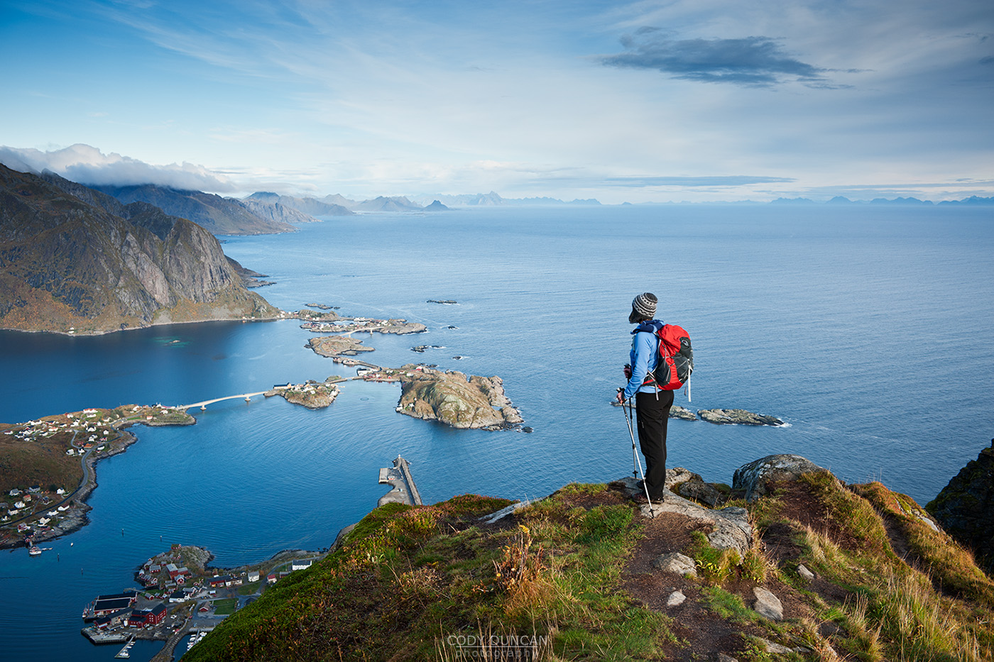 Reinebringen hiking guide - Lofoten Islands