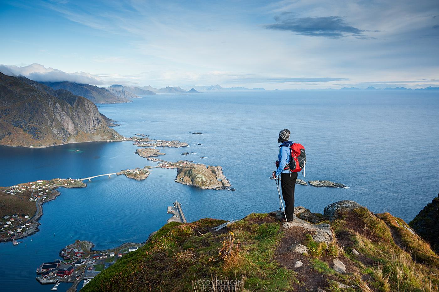 Reinebringen hiking guide - Lofoten Islands