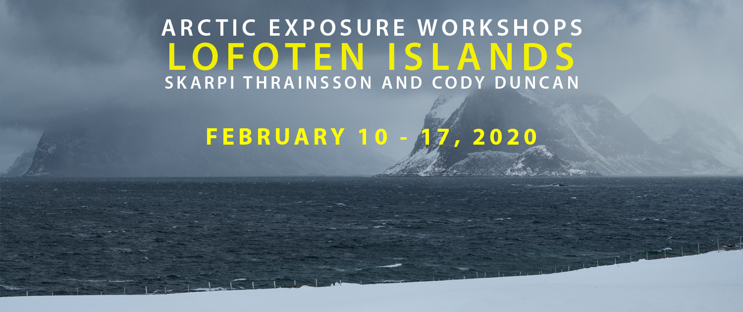 Lofoten Photo Tour - Acrtic Exposure Winter 2020
