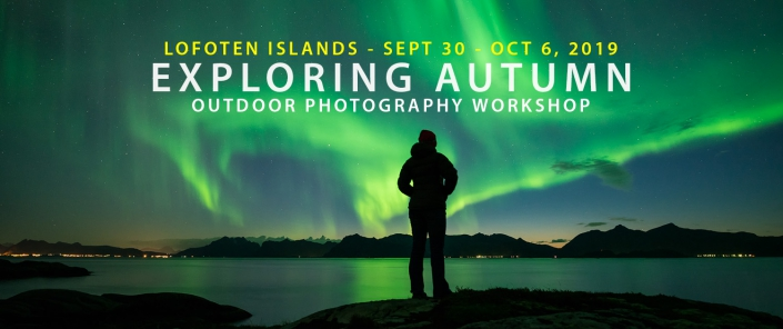 2019 Exploring Autumn Lofoten Islands Photo Workshop