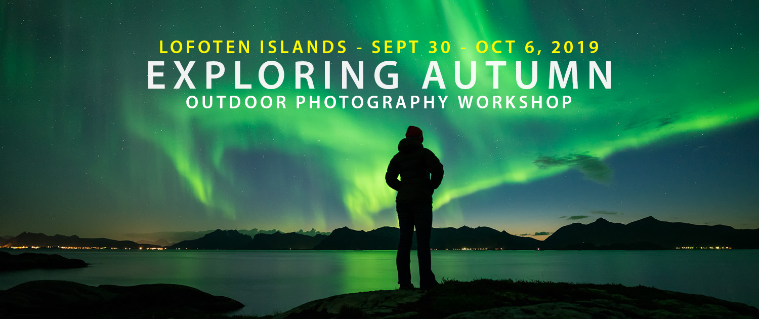 2019 Exploring Autumn Lofoten Islands Photo Workshop
