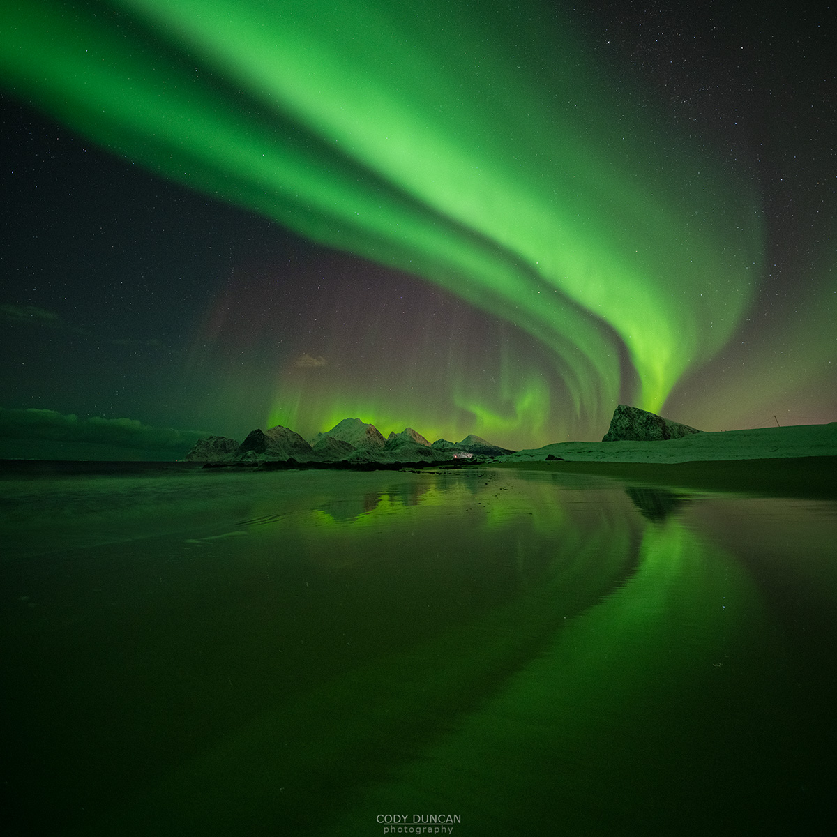 December Aurora - Friday Photo #311