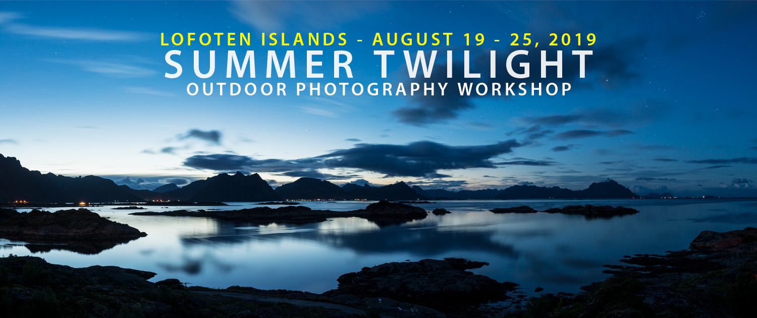 Lofoten Photo Tour - Summer Twilight 2019