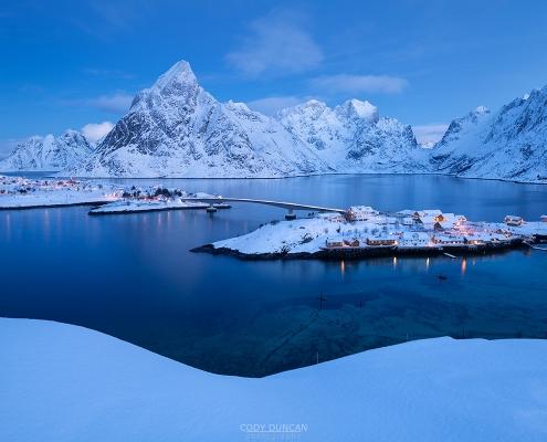 Sakrisøy Winter - Friday Photo #323