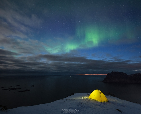 Aurora Camping - Friday Photo #327