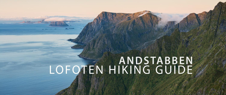 Lofoten Hiking - Andstabben