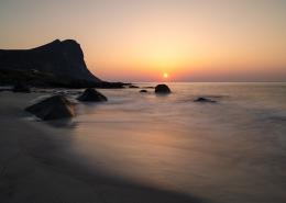 Saharan Sunset - Friday Photo #330