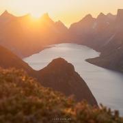 Reinebrinen Sunset - Friday Photo #333