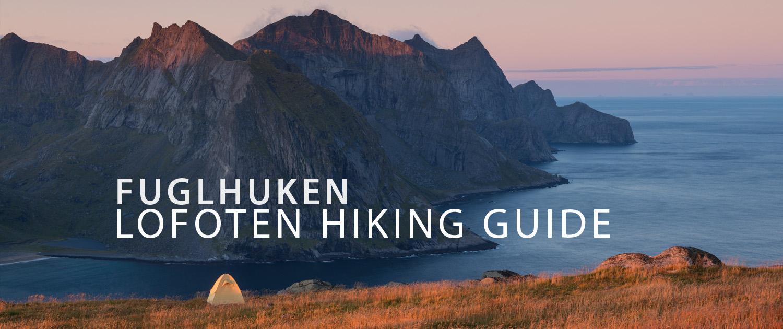 Lofoten Hiking - Fuglhuken