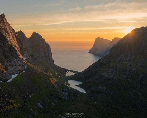 June Midnight Sun - Friday Photo #336