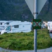 No Camping - Friday Photo #342