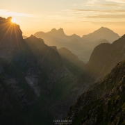 Mountain Sunset - Friday Photo #344