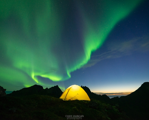 Aurora Season - Friday Photo #346