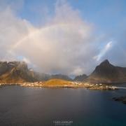 October Rainbow - Friday Photo #352