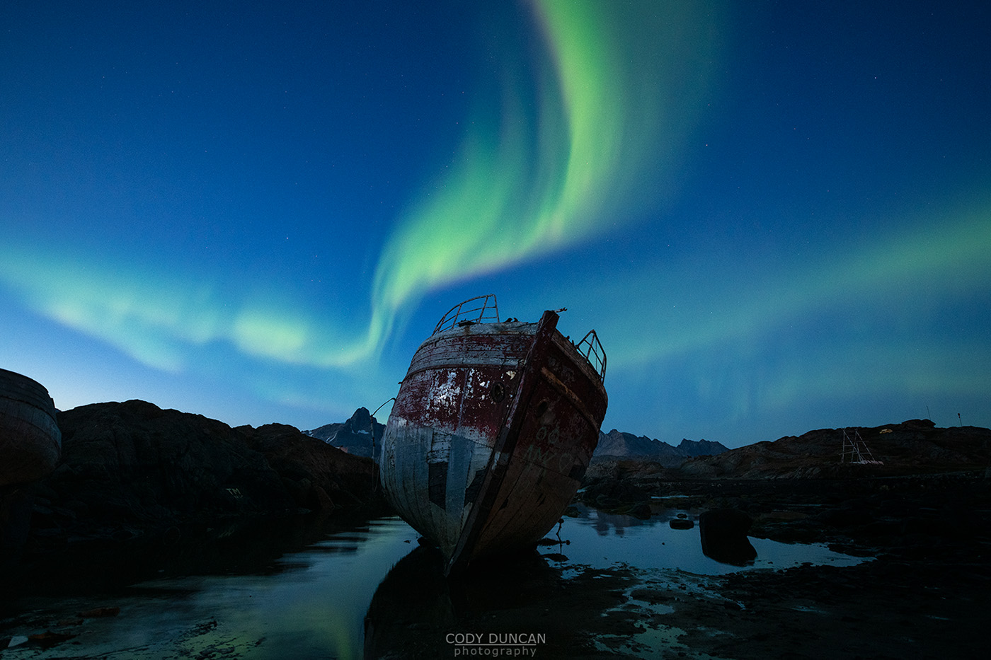 2020 East Greenland Photography Workshop