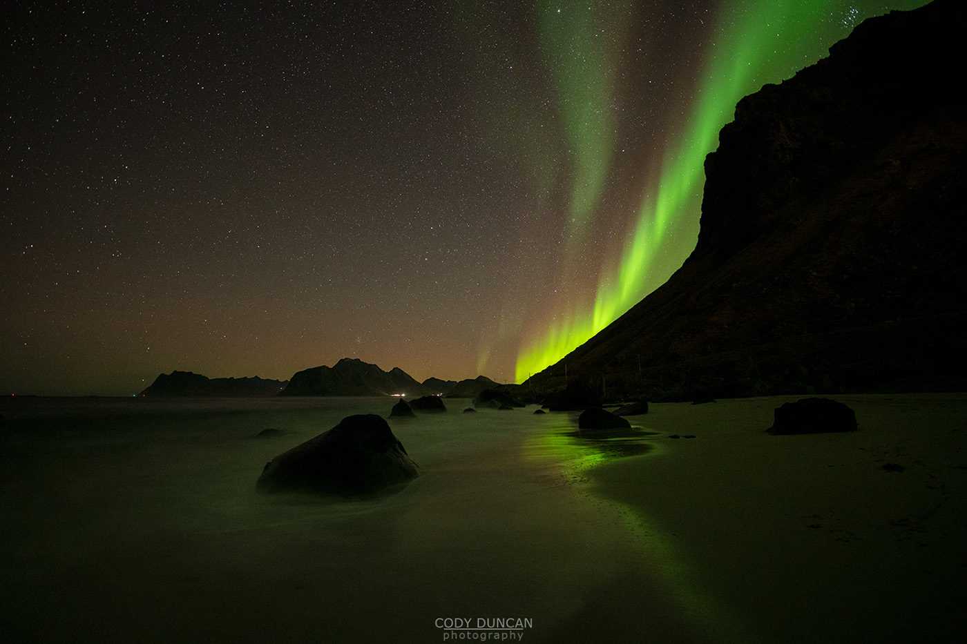 Lofoten Islands Northern Lights