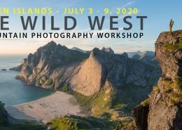 2020 Lofoten Mountain Photo Tour - Wild West