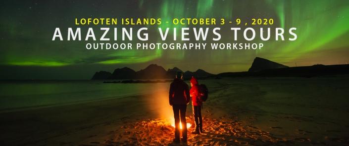 Lofoten Photo Tour - Amazing Views Tours Autumn 2020