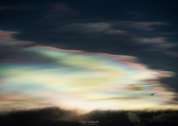 Polar Stratospheric Clouds - Friday Photo #369