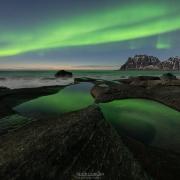 Uttakleiv Aurora - Friday Photo #378